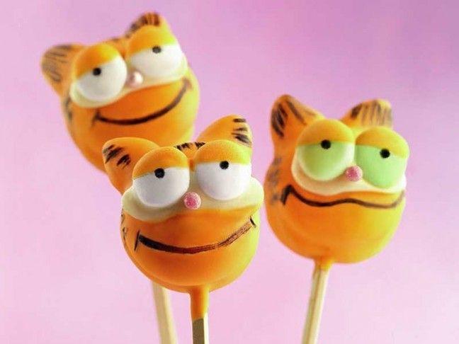 Il biscotto Garfield | Peccati di Gola