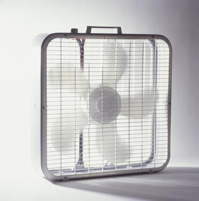 How To Use Cool Basement Air To Cool The Upstairs Box Fan Window Fans Fan