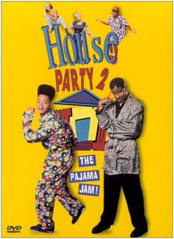 The Weekly Pajama Random Pj Movie Of The Week House Party 2 The