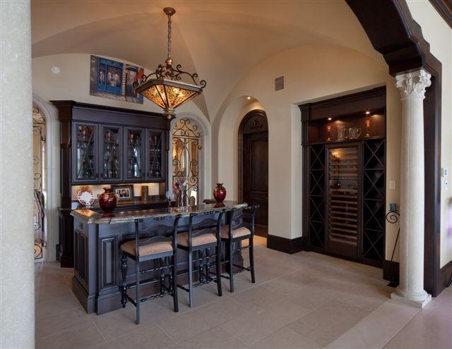 Luxury House Interiors In European Styles. Interior Period Design,  Architect Designed Custom Home Interiors Part 35