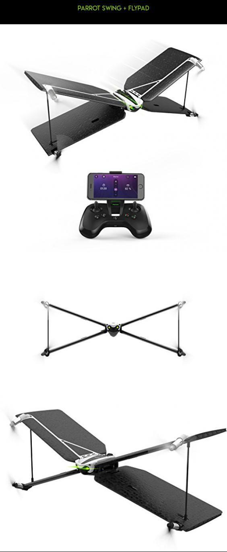 Parrot Swing Flypad Kit Camera Shopping 1 Drone Fpv