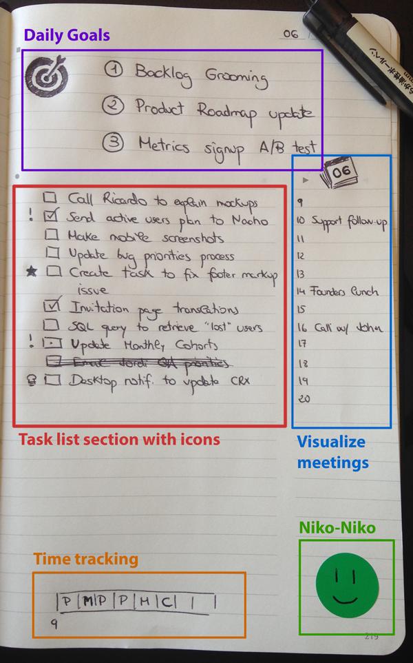 hack handy diary