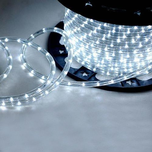 Green White Led Rope For Border Accents 30 For 18ft At