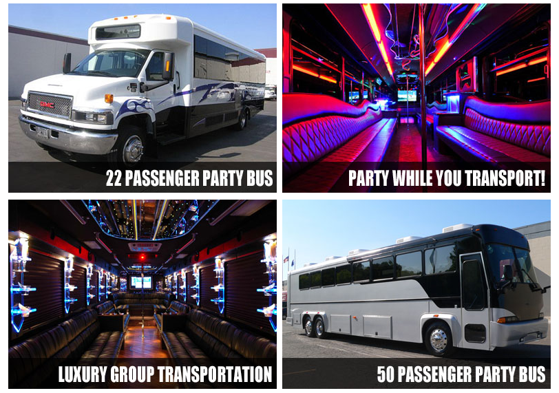 Pin by Price 4 Limo on Party Bus Indianapolis IN Party