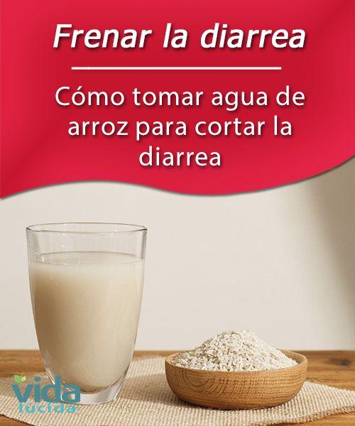 remedio casero para cortar la diarrea en niños
