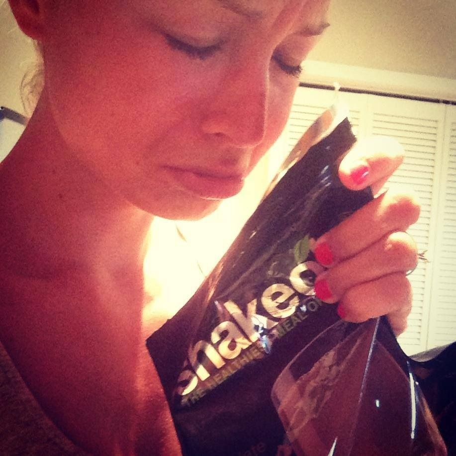 It's a sad day when you run out if Shakeology before your next bag comes in!  www.facebook.com/rainavsfood || www.beachbodycoach.com/rainavsfood