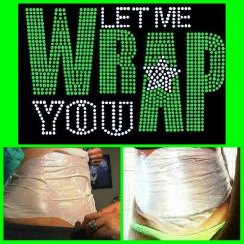 I'll wrap you thin  #iloveitworks Call me 561-914-0815 www.debmakesuthin.com