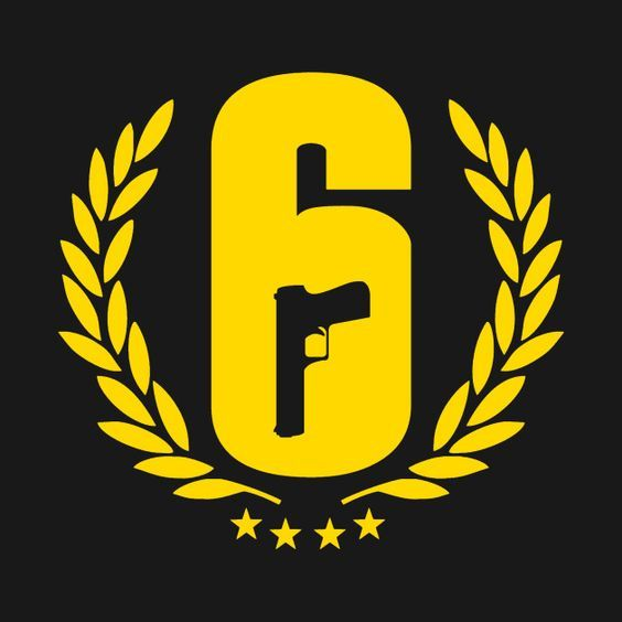 Check Out This Awesome Rainbowsixsiegelogo Design On
