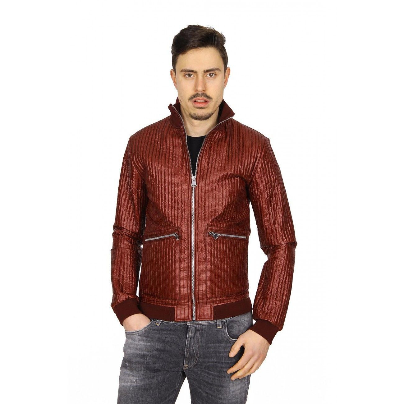 68bc6c91 Dolce & Gabbana mens jacket G9EO0T G7CSA S9005 | Products | Dolce ...