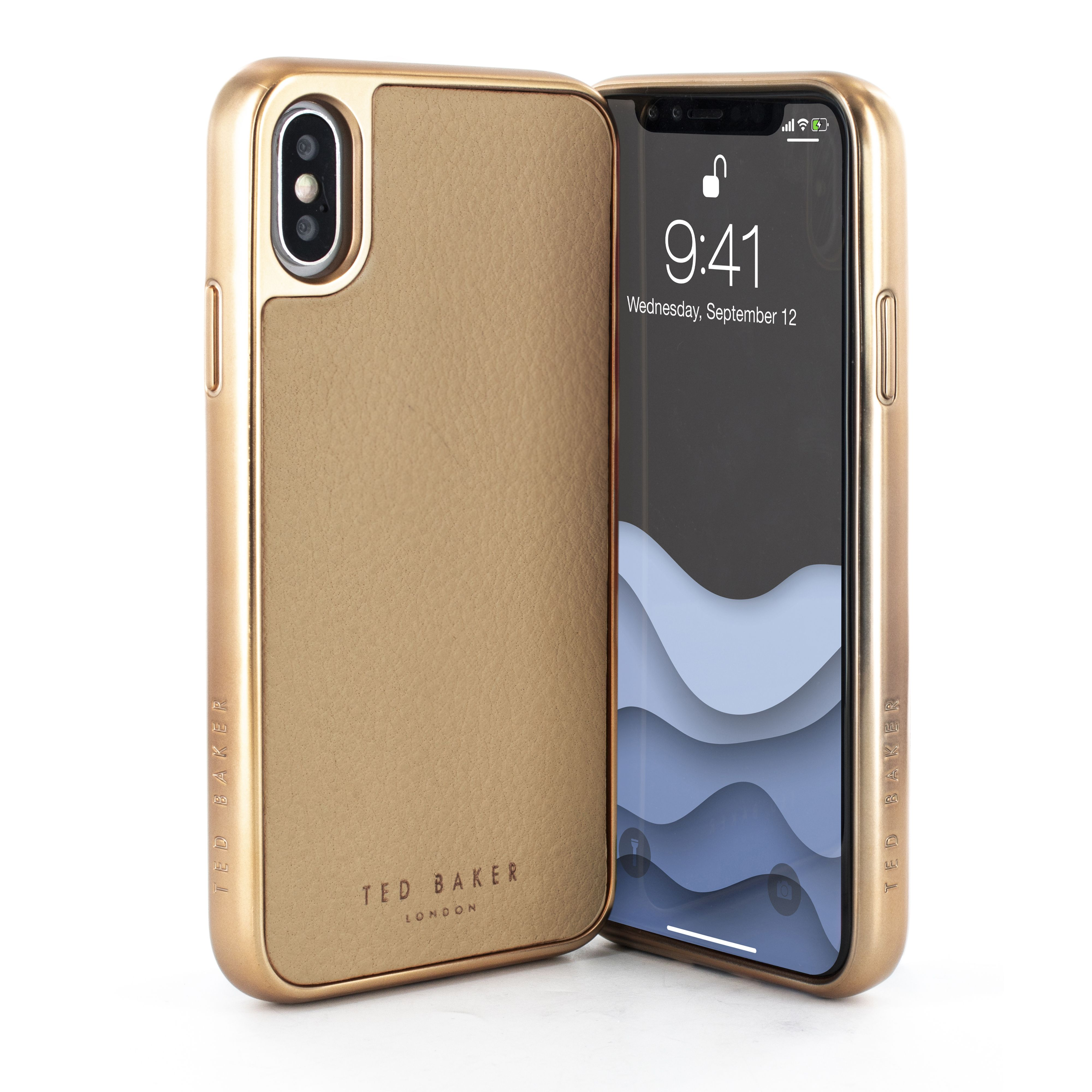 brand new 0a463 5e29b Ted Baker Connected Case for iPhone X / XS – EFRONIA Taupe in 2019 ...