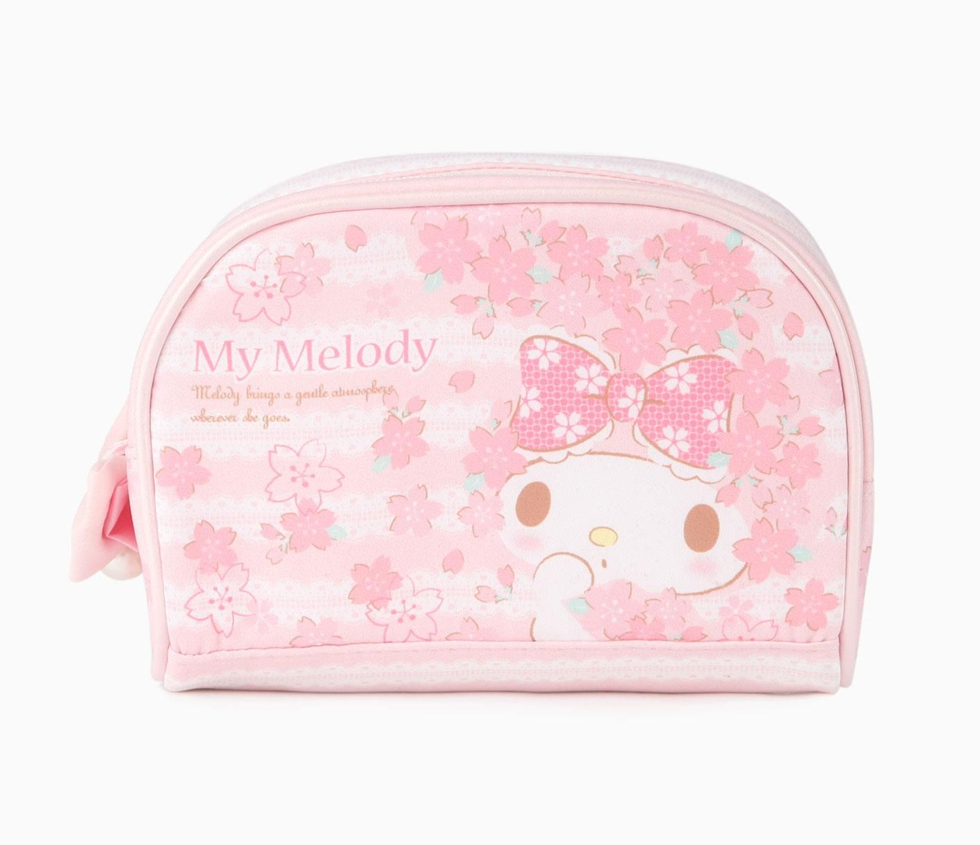 My Melody Pouch Cherry Blossom My melody, Pouch, Purse