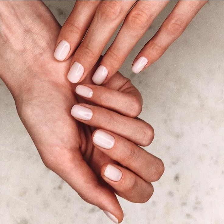 neutrale Nagelfarbe #beauty – Nail Design Ideas – #Beauty #Design #ideas #Nage…
