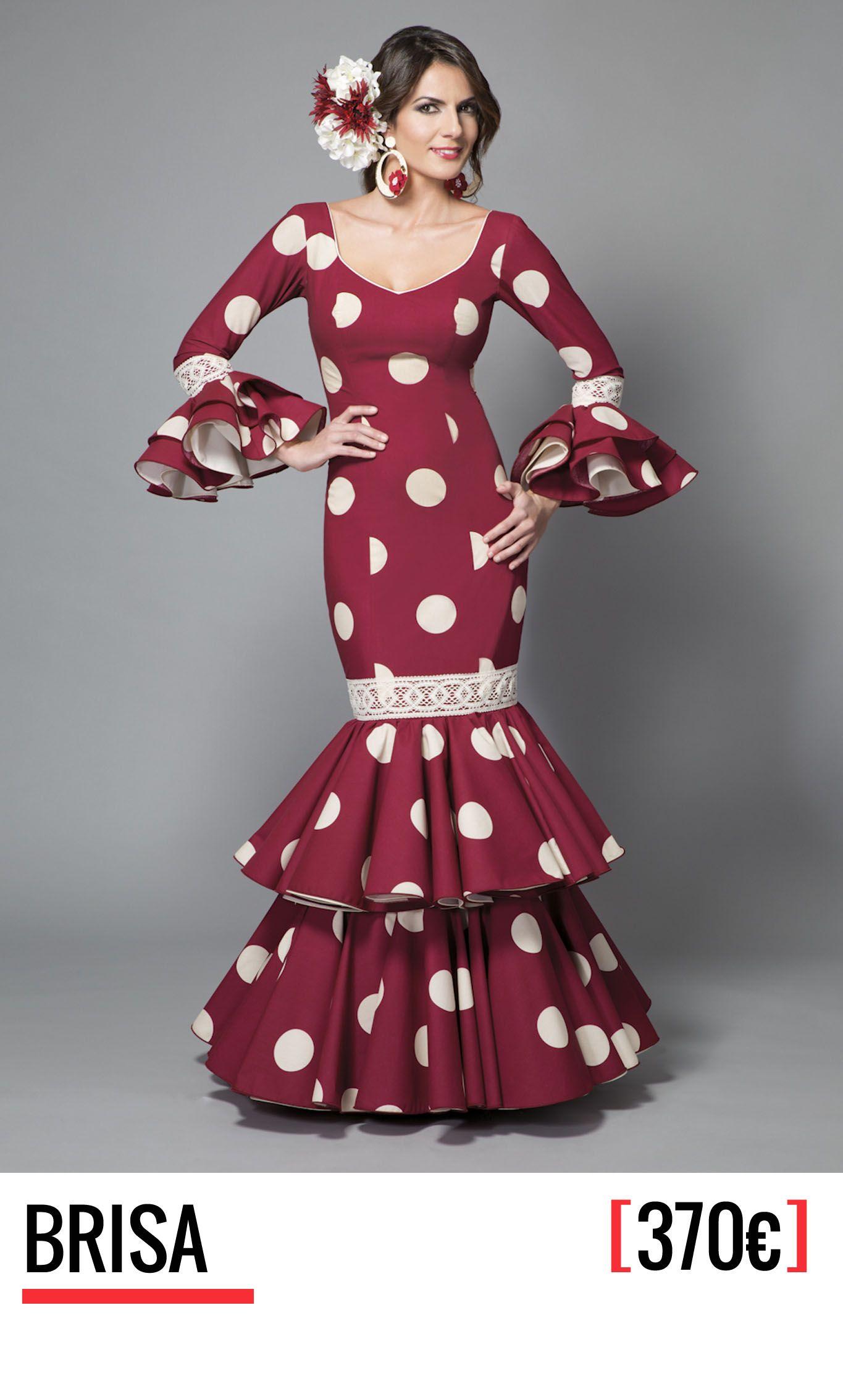 5205c9ff6 Colección 2016 de Aires de Feria, trajes de flamenca. Diseño ...