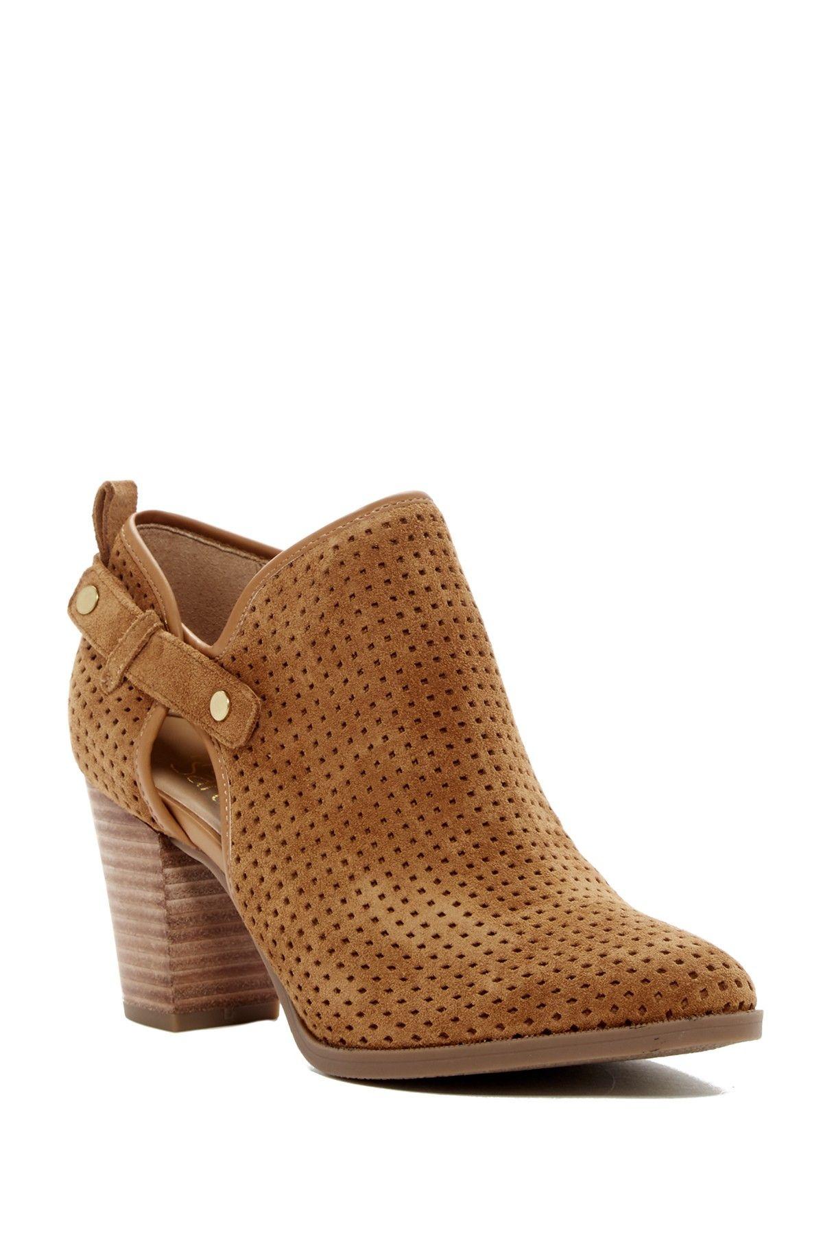 bcbdba61273e Dakota Perforated Bootie Women s Boots