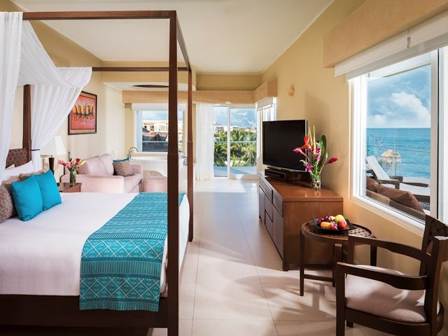 Azul Sensatori Mexico Honeymoon Suite #KarismaExperience #Hotel #Mexico #Honeymoon