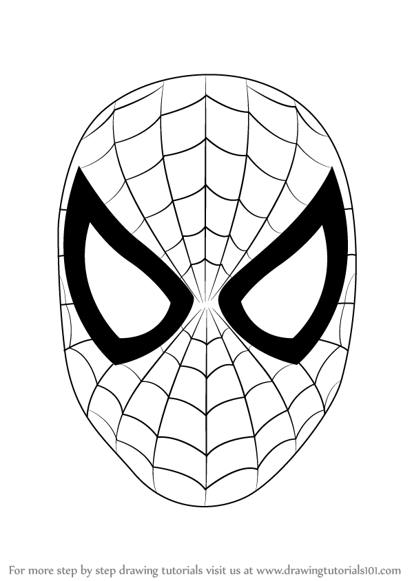 How To Draw Miles Morales Face : miles, morales, Learn, Spiderman, (Spiderman), Drawing, Tutorials, Face,, Drawing,, Painting