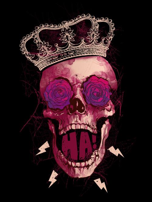 Skull     @yeyocoreart