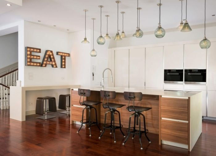 ▷ 1001 + ideas de decoración de cocina americana