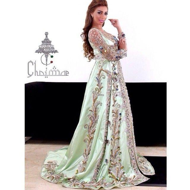 Superstar Dounia Batma dressed by Fashion designer Chaimae!