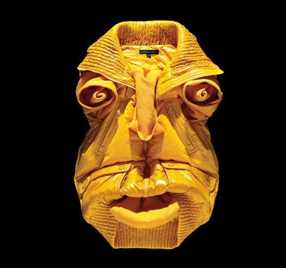 Bela Borsordi - Fashion Faces. #Mask