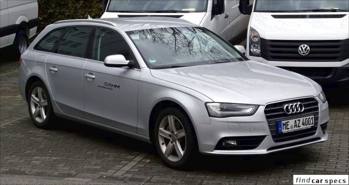 Good Thomas A 22 07 2019 Fuel Consumption Audi A4