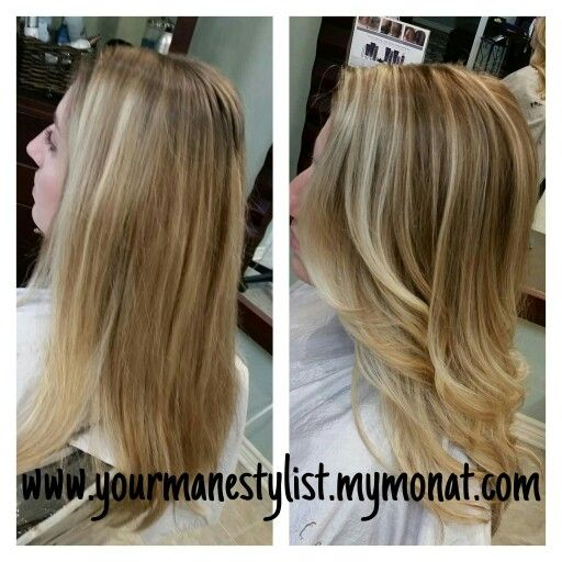 Beautiful soft hair after one wash of the monat balance system beautiful soft hair after one wash of the monat balance system highlights and darks roots pmusecretfo Choice Image