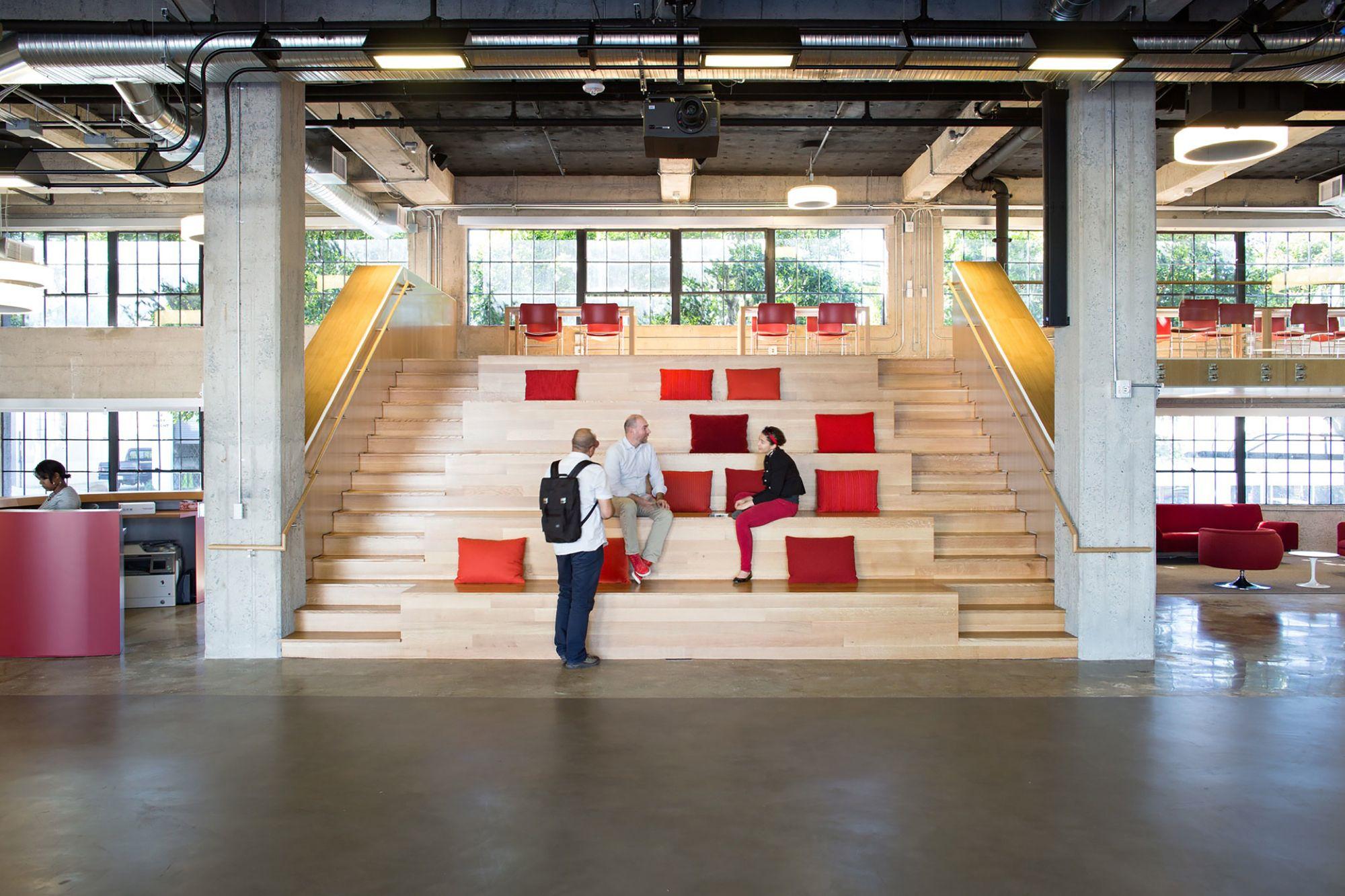 Gallery Of Pch International Innovation Hub Chrdauer Architects