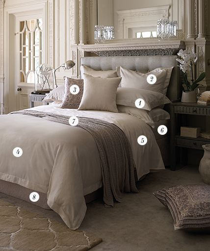 How to Dress a Bed | Bed Dressing