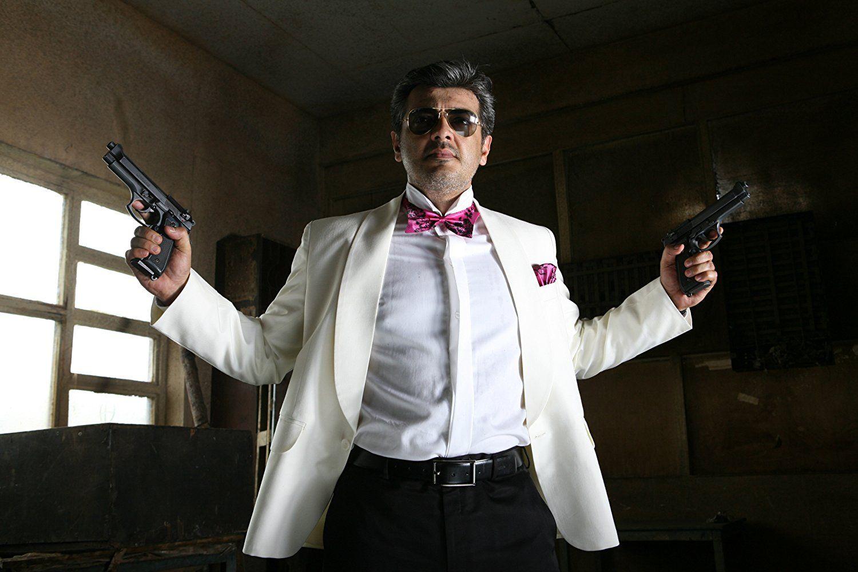 Ajith Kumar in Mankatha (2011)oo | Celebs, Character design, Fashion