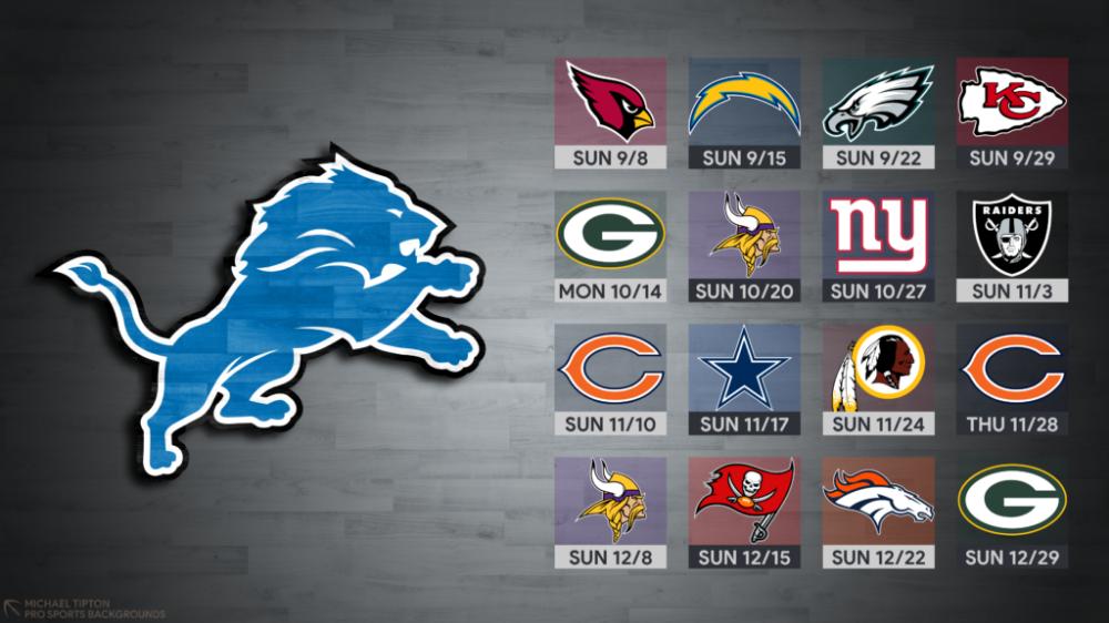 2019 Detroit Lions Wallpapers Pro Sports Backgrounds Detroit Lions Wallpaper Detroit Lions Lions
