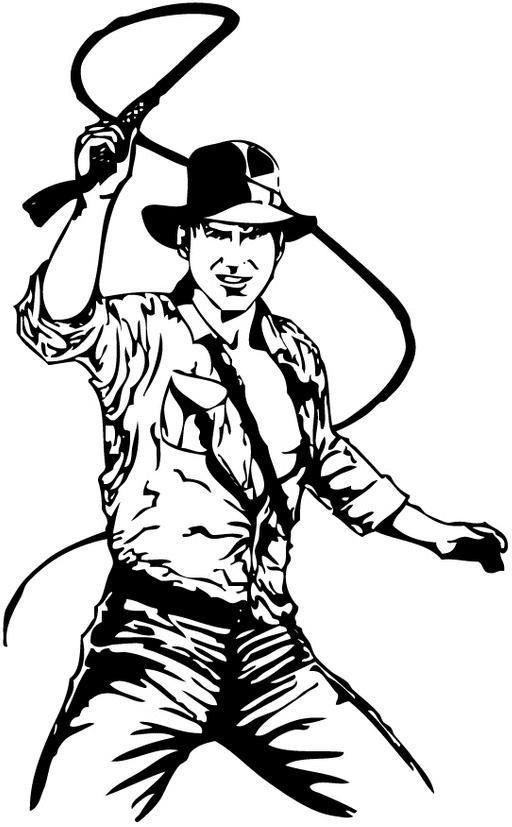 Black  White  Indiana Jones Adventures  Pinterest