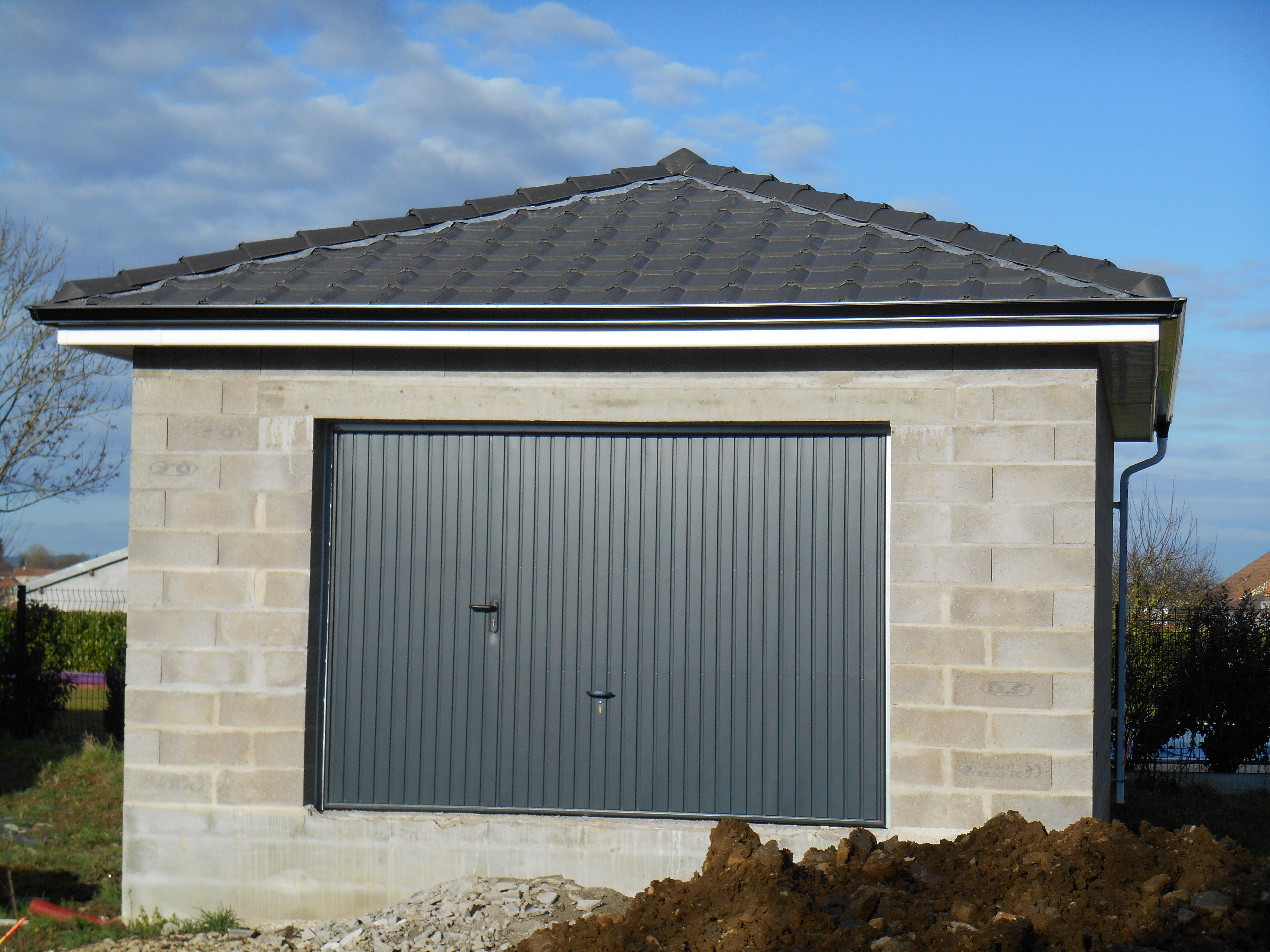100 Fantastique Suggestions Garage Séparé De La Maison