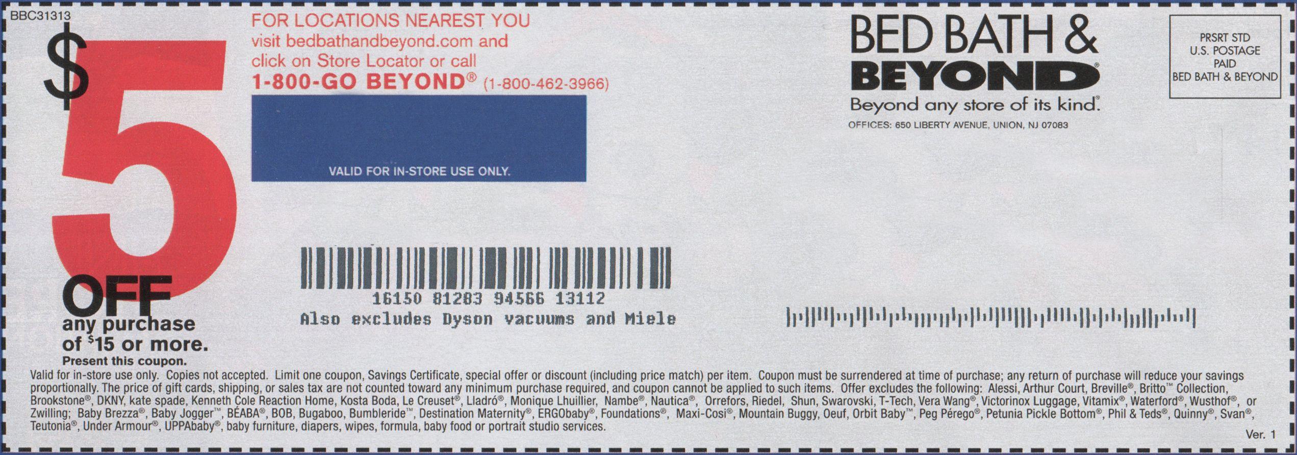 getting valid bed bath 20 coupon printable, bed bath & beyond inc