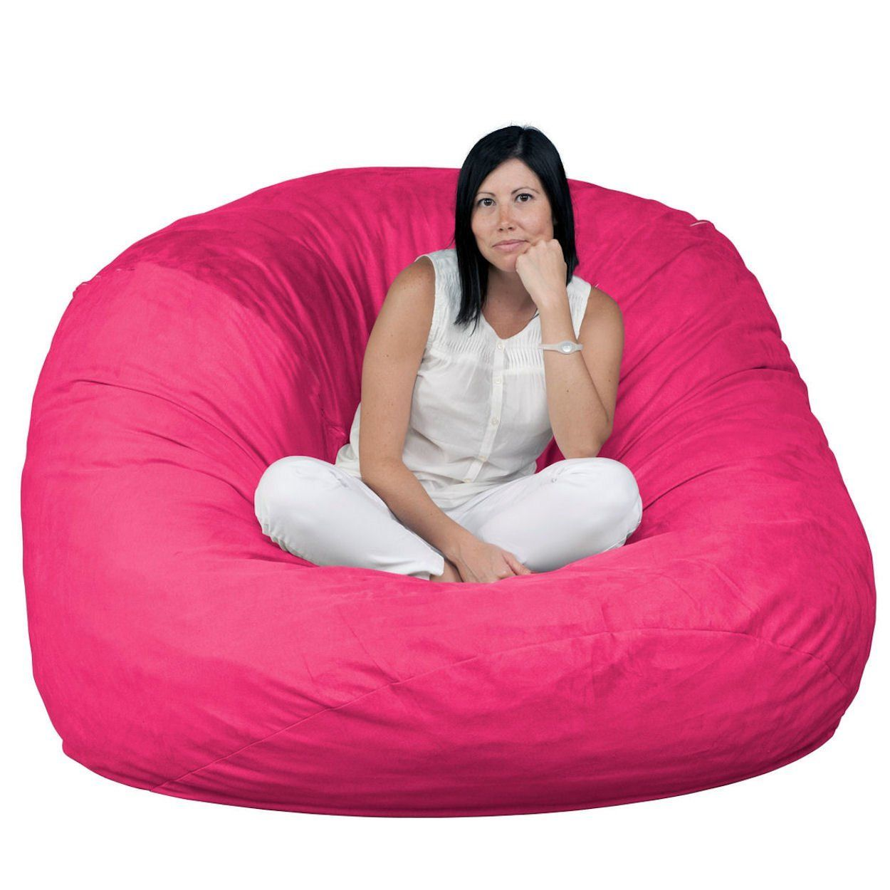 Amazon.com: Bean Bag Chair in multiple sizes and colors: Kitchen & Dining