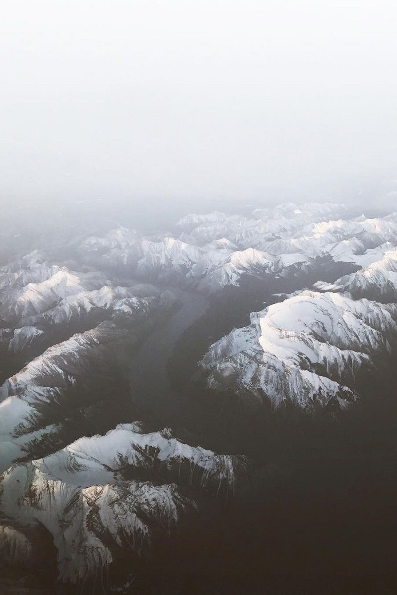 Moody Nature — alecsgrg:  Banff, Alberta | ( by Tucker )