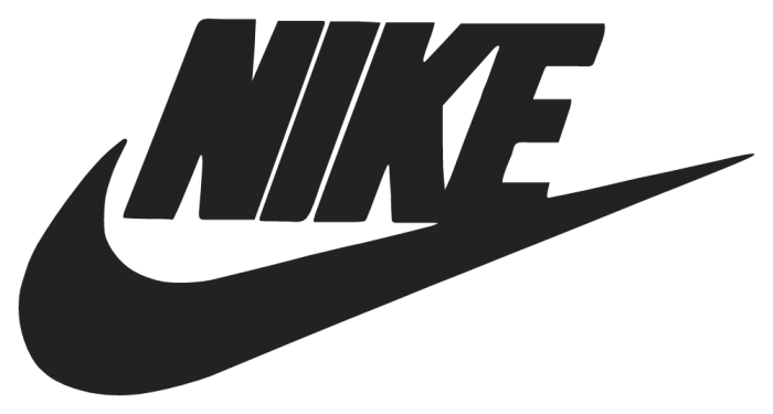 Air Force Nike Free Swoosh Adidas Nike Logo Png 700 375 Transprent Png Free Download Black And White Text Logo Nike Logo Adidas Nike Nike Free