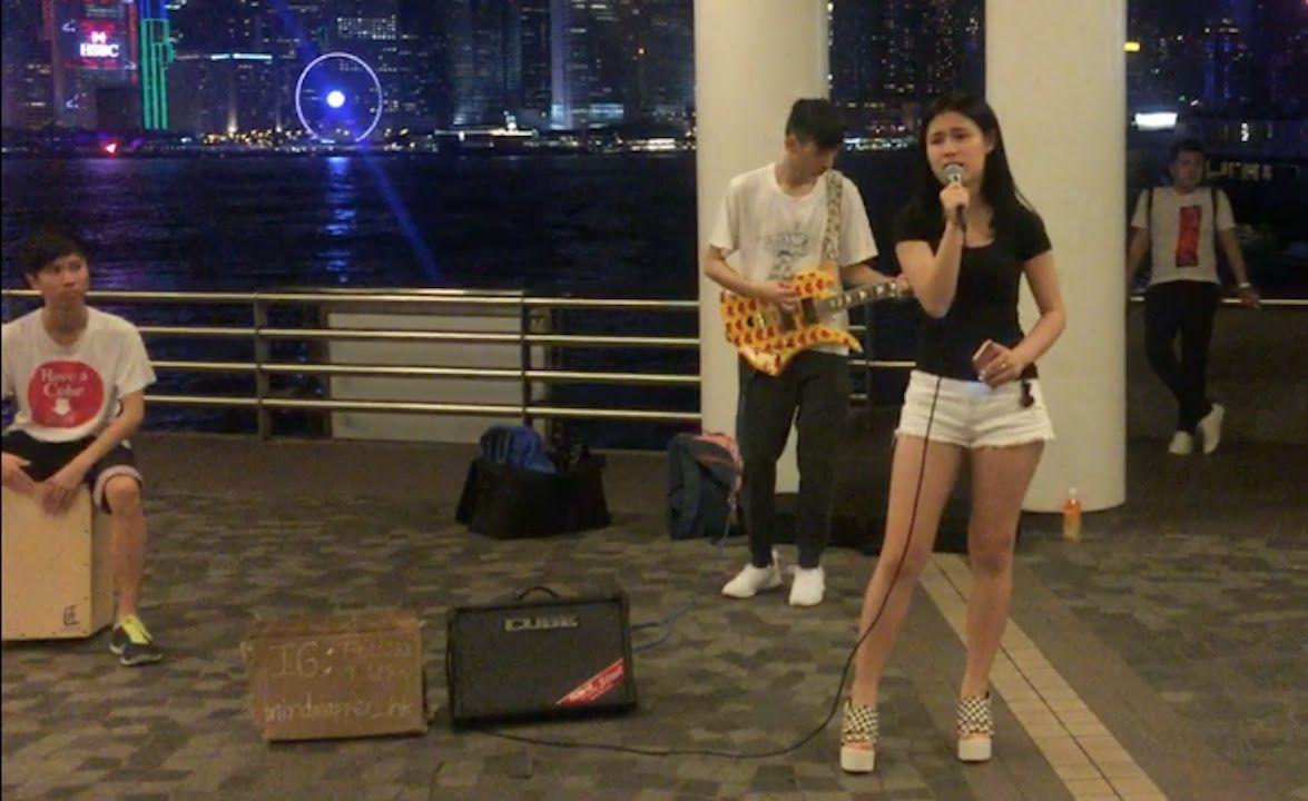 Hongkong girl