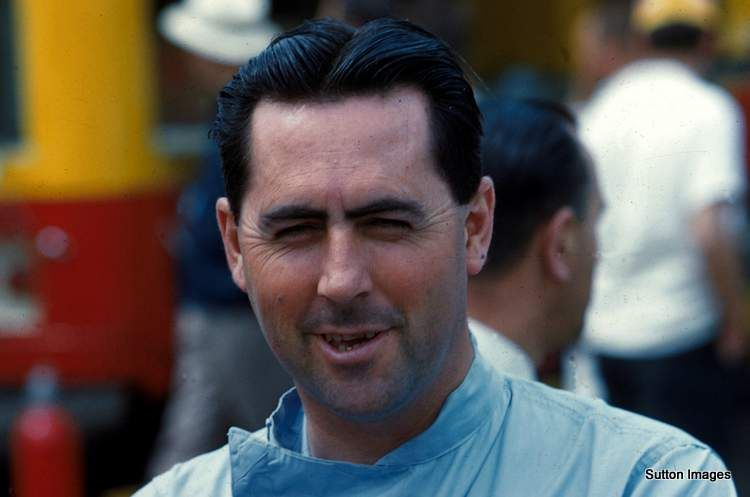 Formula 1 legend Jack Brabham has died