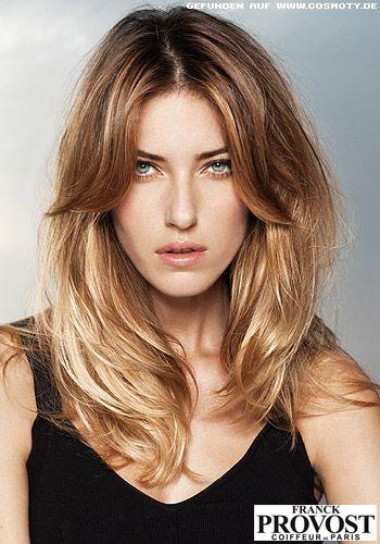 Frisuren blond bilder