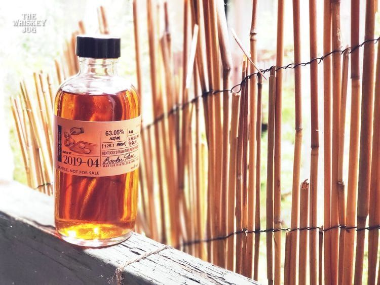 Bookers beaten biscuits 201904 review the whiskey