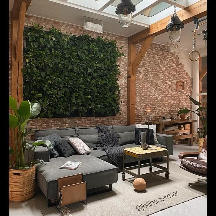 Een Urban Jungle, that's what I love! - Jellina De