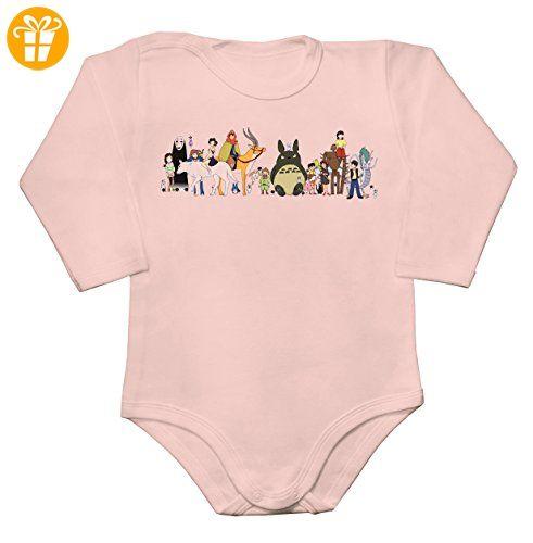 Animation Characters Artwork Baby Long Sleeve Romper Bodysuit Extra Large - Baby bodys baby einteiler baby stampler (*Partner-Link)