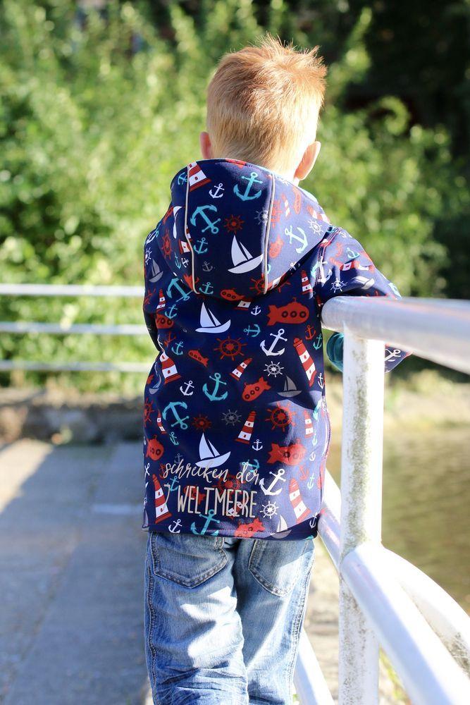Foto zu Schnittmuster Fentje Big Kids von my Fancywork | Maritimes ...