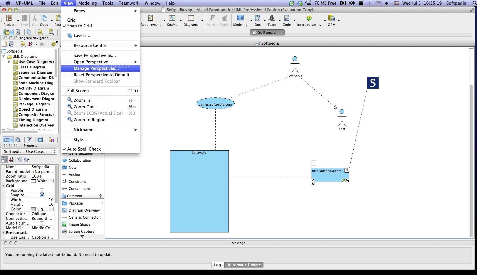 Creating use case diagram with visual paradigm visual creating use case diagram with visual paradigm visual paradigm ccuart Images