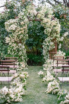 From The Editorial This Effortlessly Romantic Editorial Will Have You Rethinking Your Definition Of Weddin In 2020 Ceremony Arch Wedding Ceremony Ceremony Inspiration