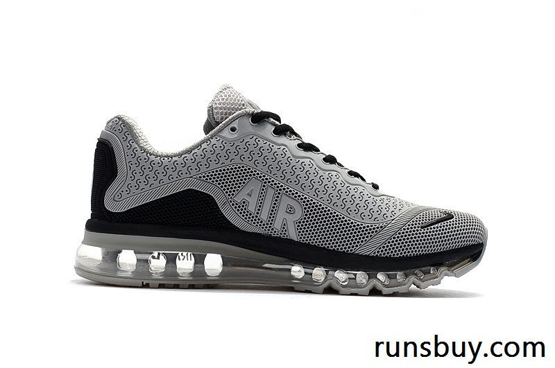 buy popular 1ba45 de94f Discover ideas about Nike Max. April 2019. Runs Buy Shop Offer Cheap Nike  Air Max KPU Gray Black Men ...