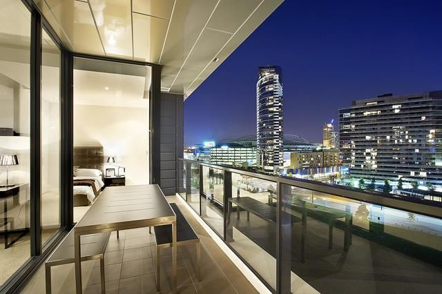 Effigy Of Best Apartment With City View And Pricey Look Apartment Balcony Decorating Cool Apartments Modern Apartment