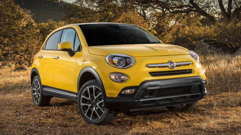 Fca Plotting Larger Jeep Renegade Fiat 500xl