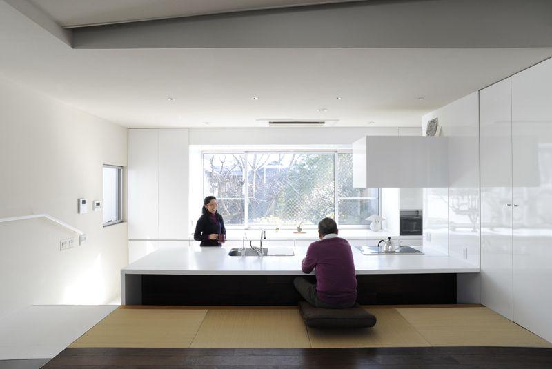 尾山台の住宅110