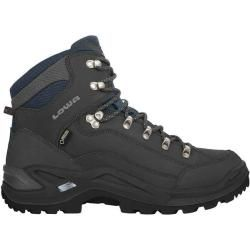 Photo of Lowa Herren Wanderschuhe Renegade Gtx Mid, Größe 45 in Dunke…